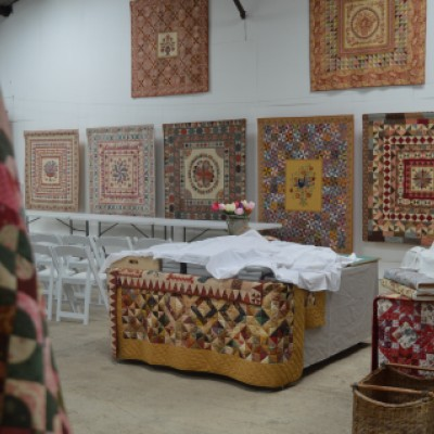 Di Ford & Petra Prins Quilt Exhibition