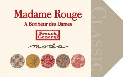 Madame Rouge by French General