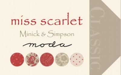 Miss Scarlett by Minick & Simpson