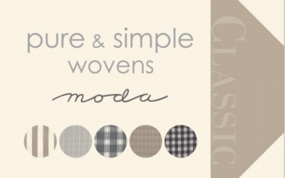 Pure & Simple Wovens