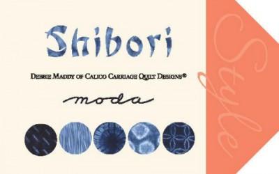 Shibori by Debbie Maddy