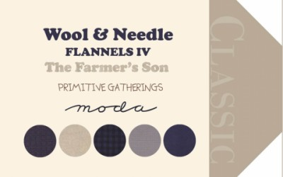 Wool and Needle Flannels - The Farmer's Son