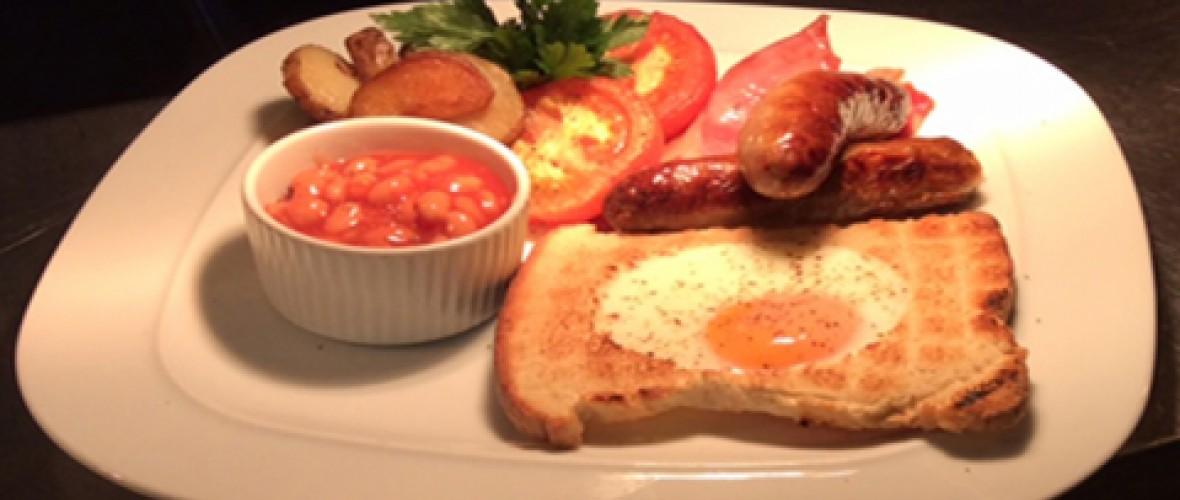 breakfast menu Launceston