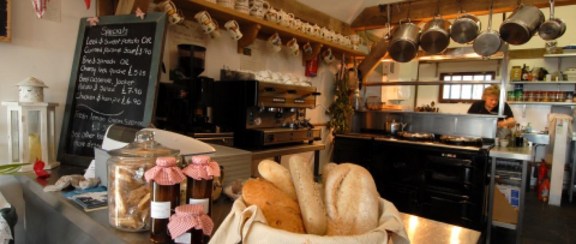 Cowslip Cafe Launceston