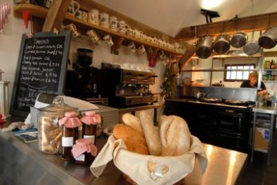 Cowslip Workshops Cafe